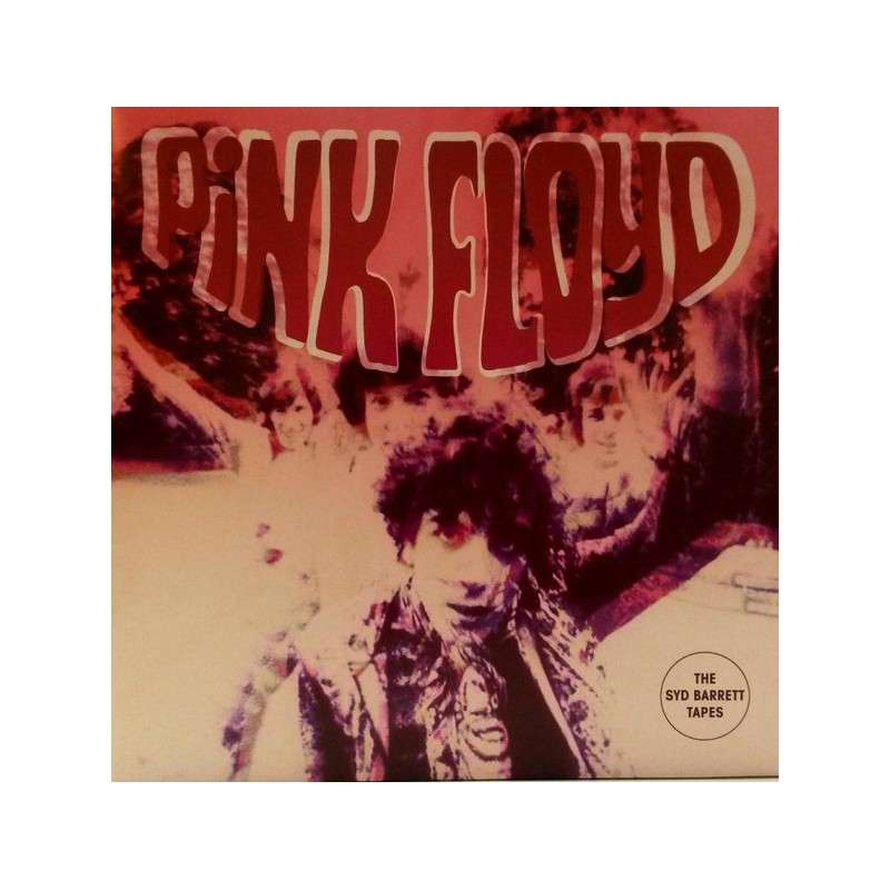 Pink Floyd The Syd Barrett Tapes (lp) Ltd Edit Blue Vinyl -E.U