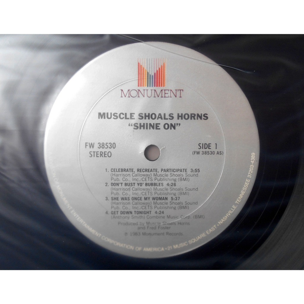 Muscle Shoals Horns Shine On