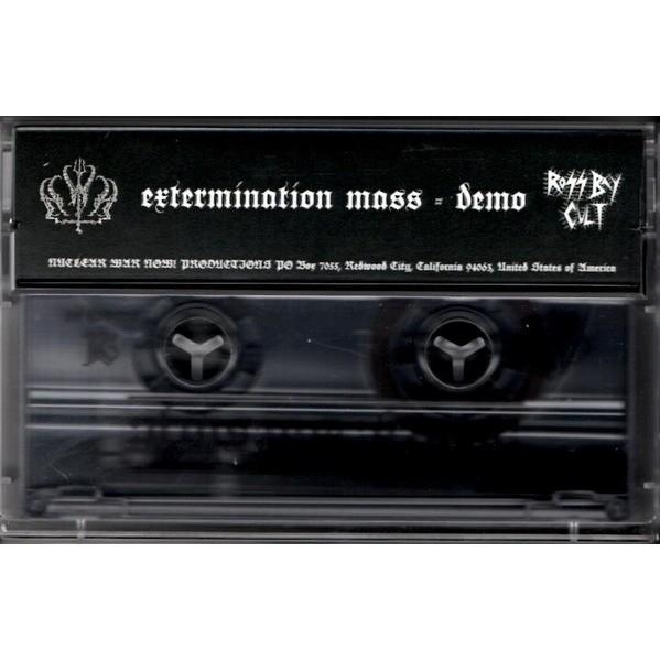 Death Worship Extermination Mass - Demo
