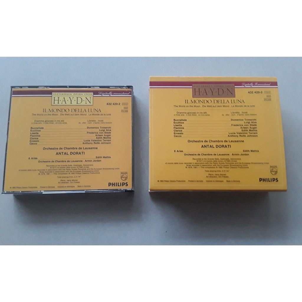 Haydn - Dorati - Auger - Mathis - Von Stade Il Mondo Della Luna