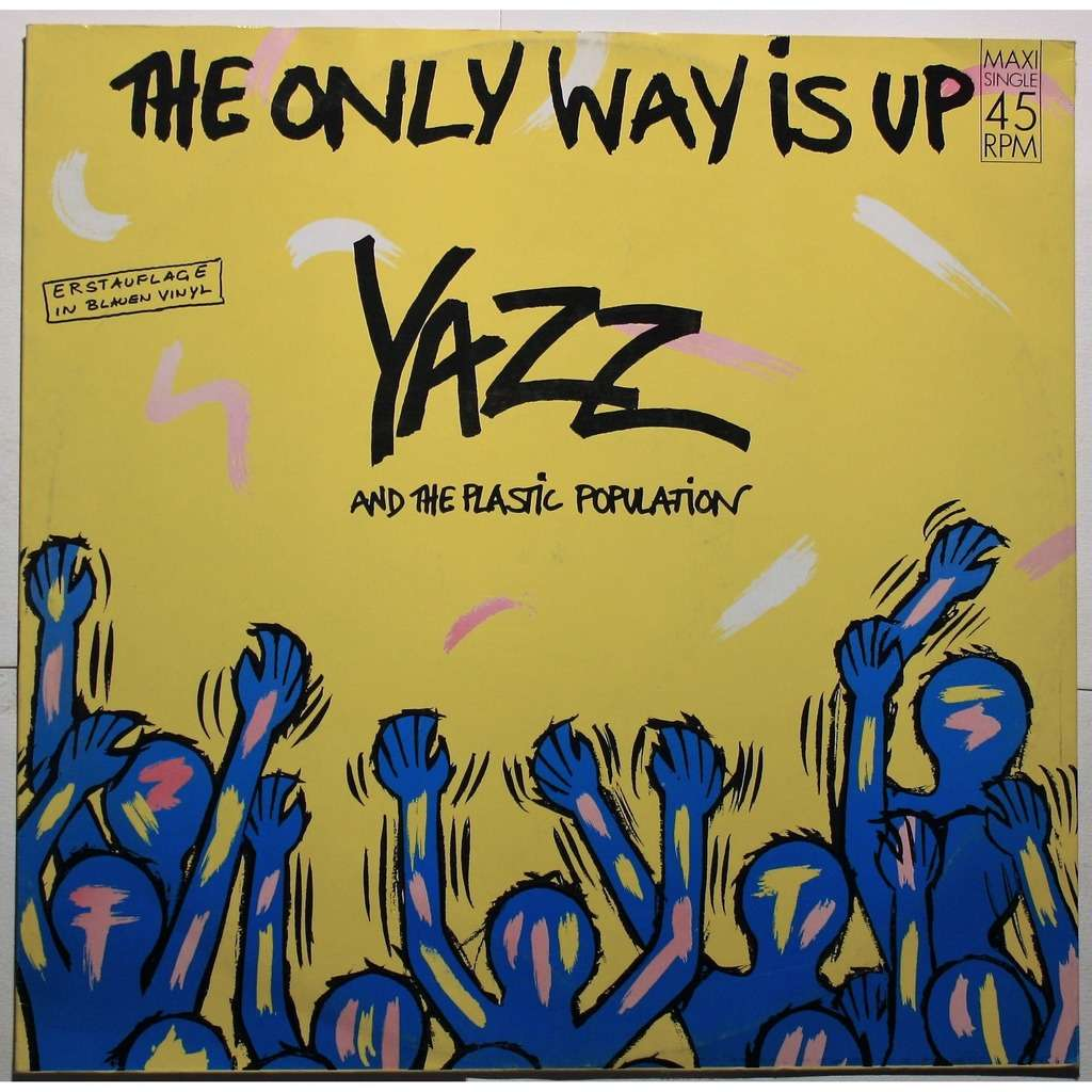 Yazz and The Plastic population The only way is up