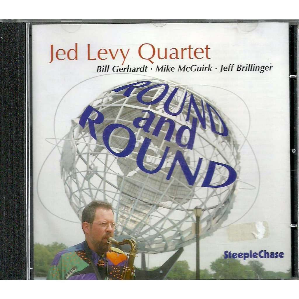 jed levy round and round