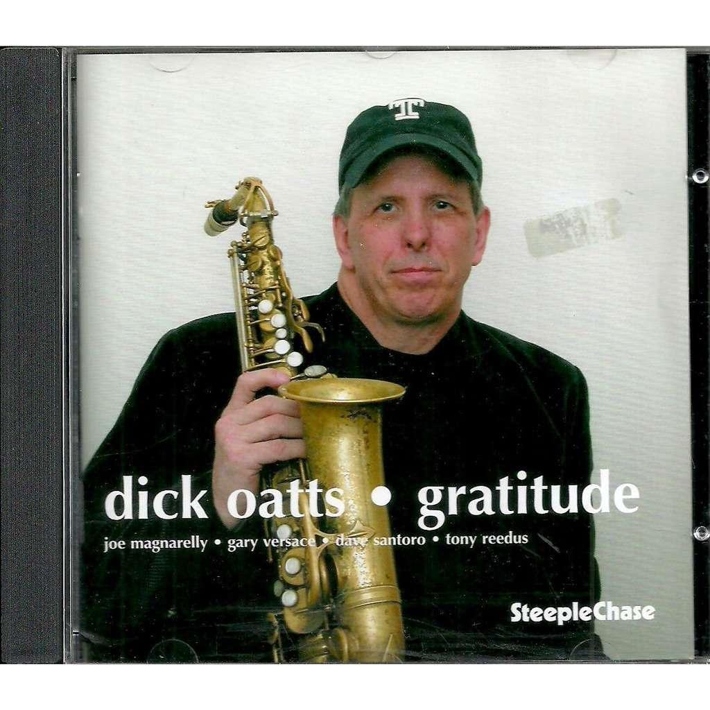 dick oatts gratitude