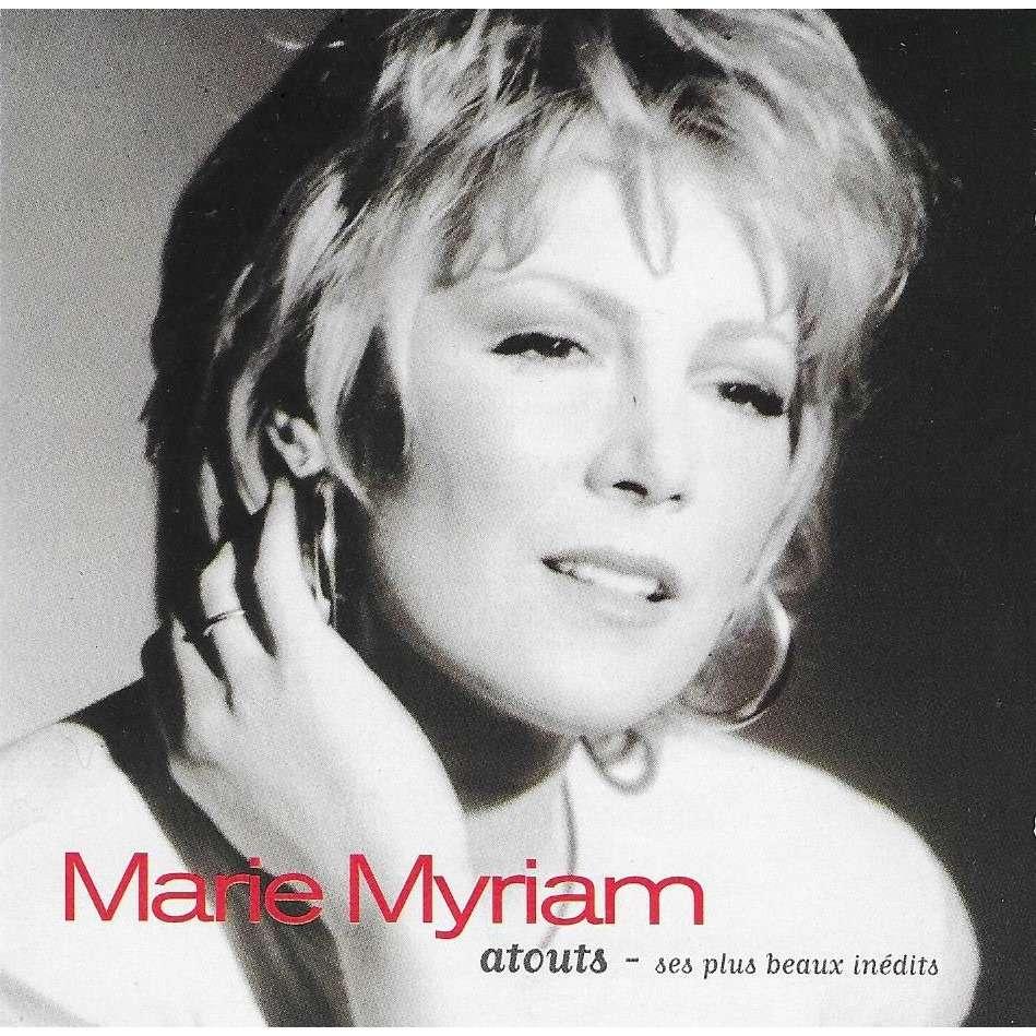 Marie Myriam Atouts - Ses Plus Beaux Inédits