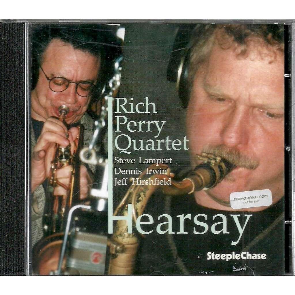 rich perry quartet hearsay