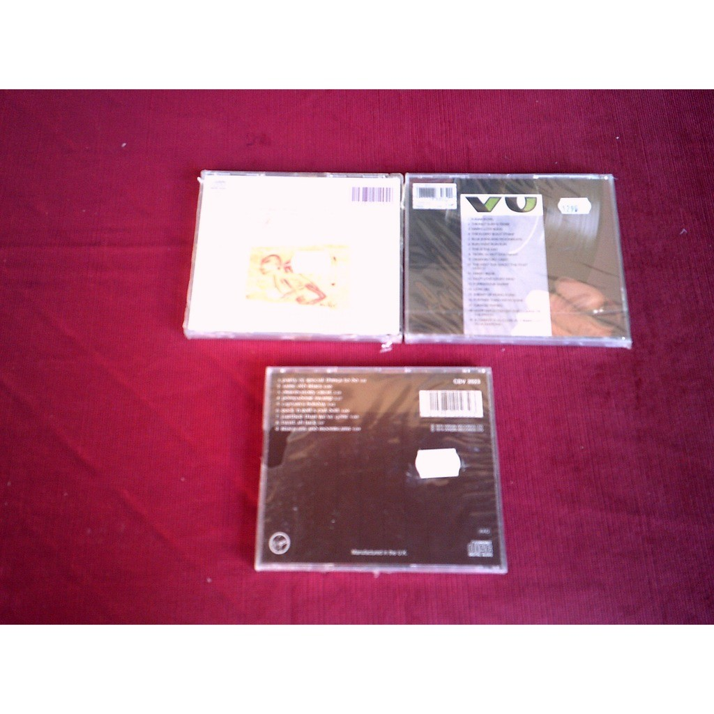 captain beefheart COLLECTION DE 3 CD ALBUM
