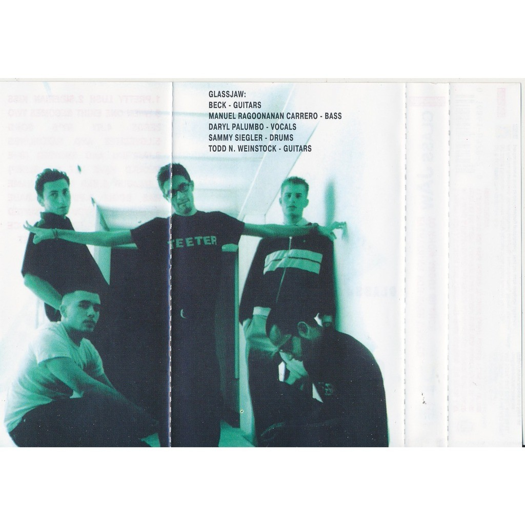 Glassjaw Everything You Ever Wanted To Know About Silence 2000 (Moon)