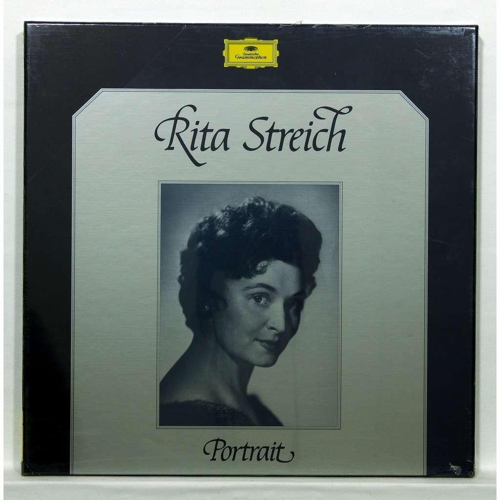 rita streich Rita Streich – Portrait : Donizetti, Rossini, Verdi, Mozart, Bellini, Verdi, Puccini....