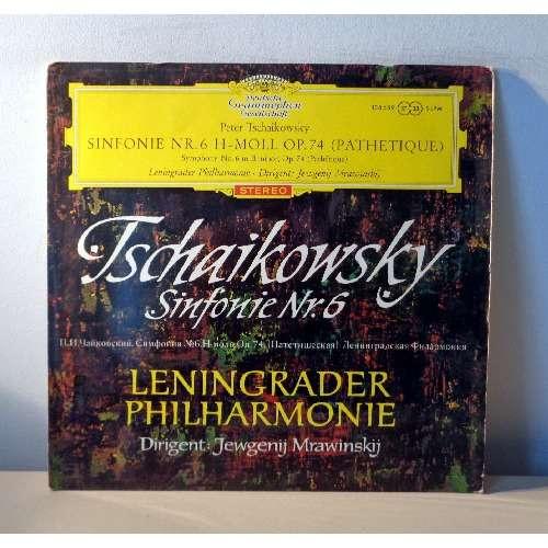 JEWGENI MRAVINSKI TCHAIKOVSKY Sinfonie n°6