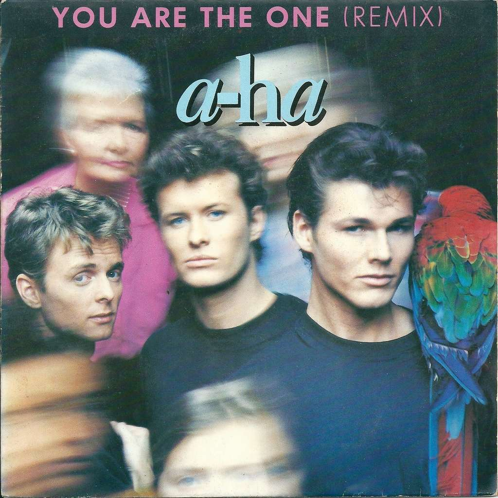 A-ha You are the one (remix)