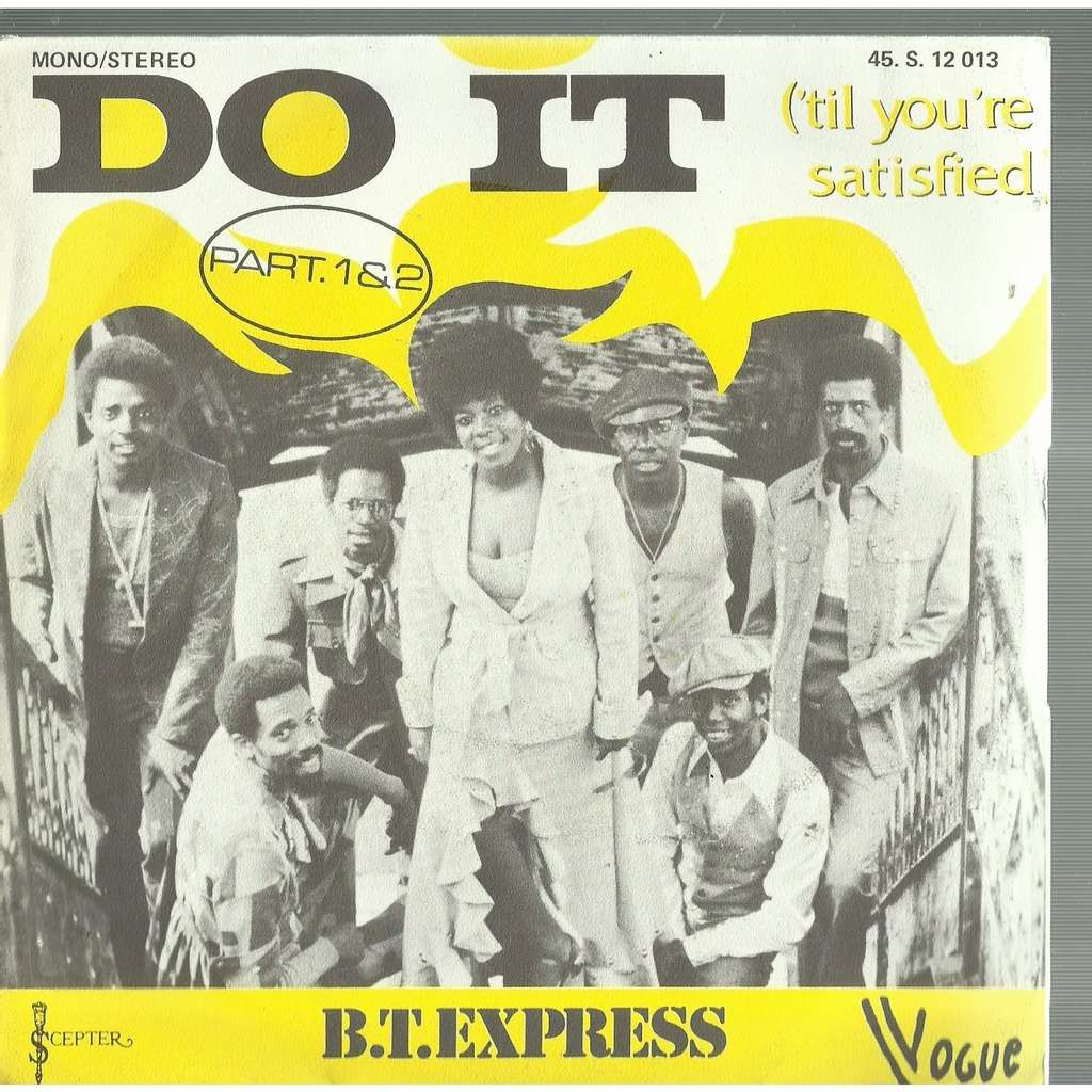 b.t. express do it