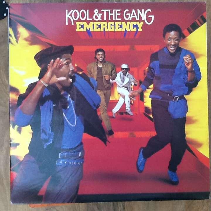 Kool & The Gang emergency