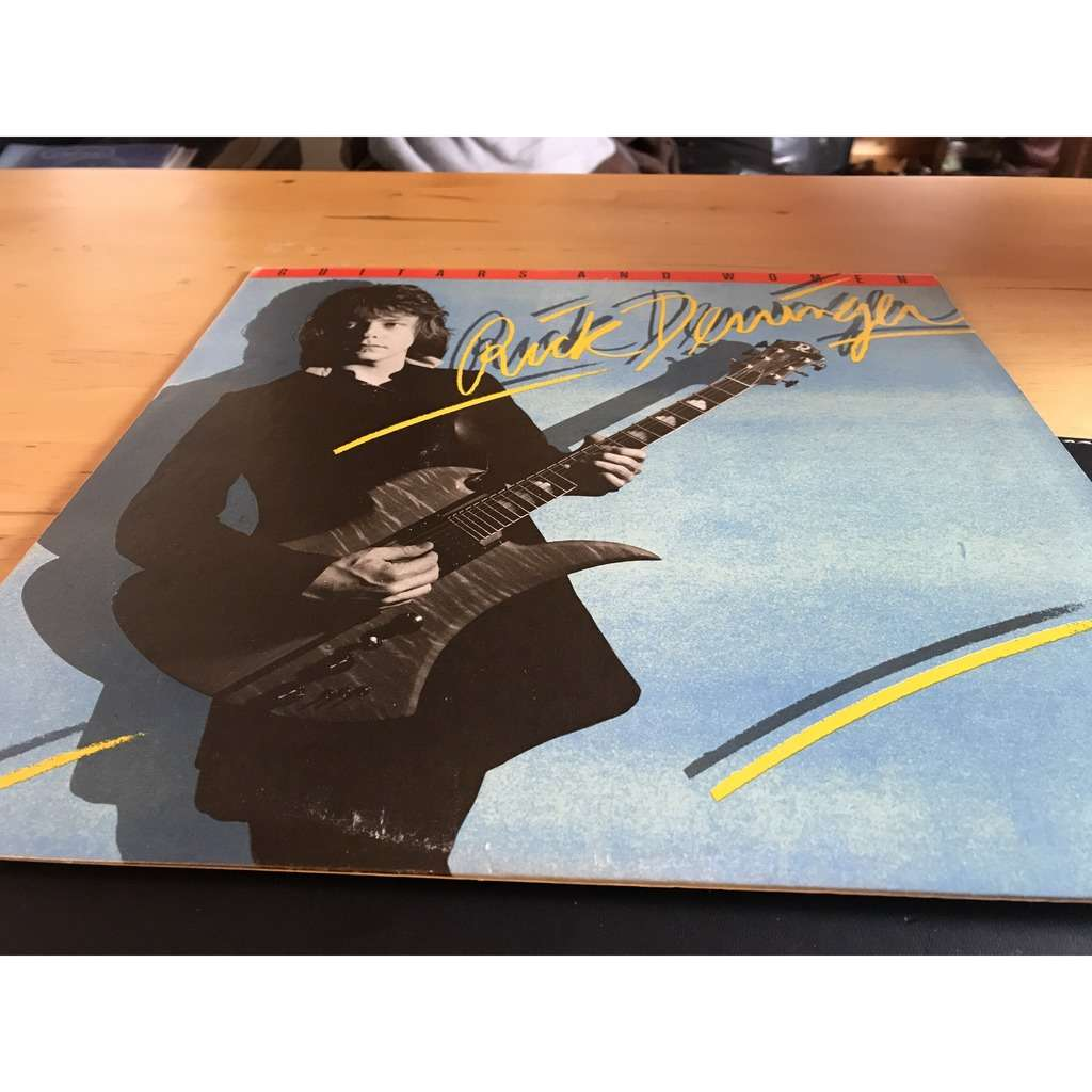rick derringer Guitars and women
