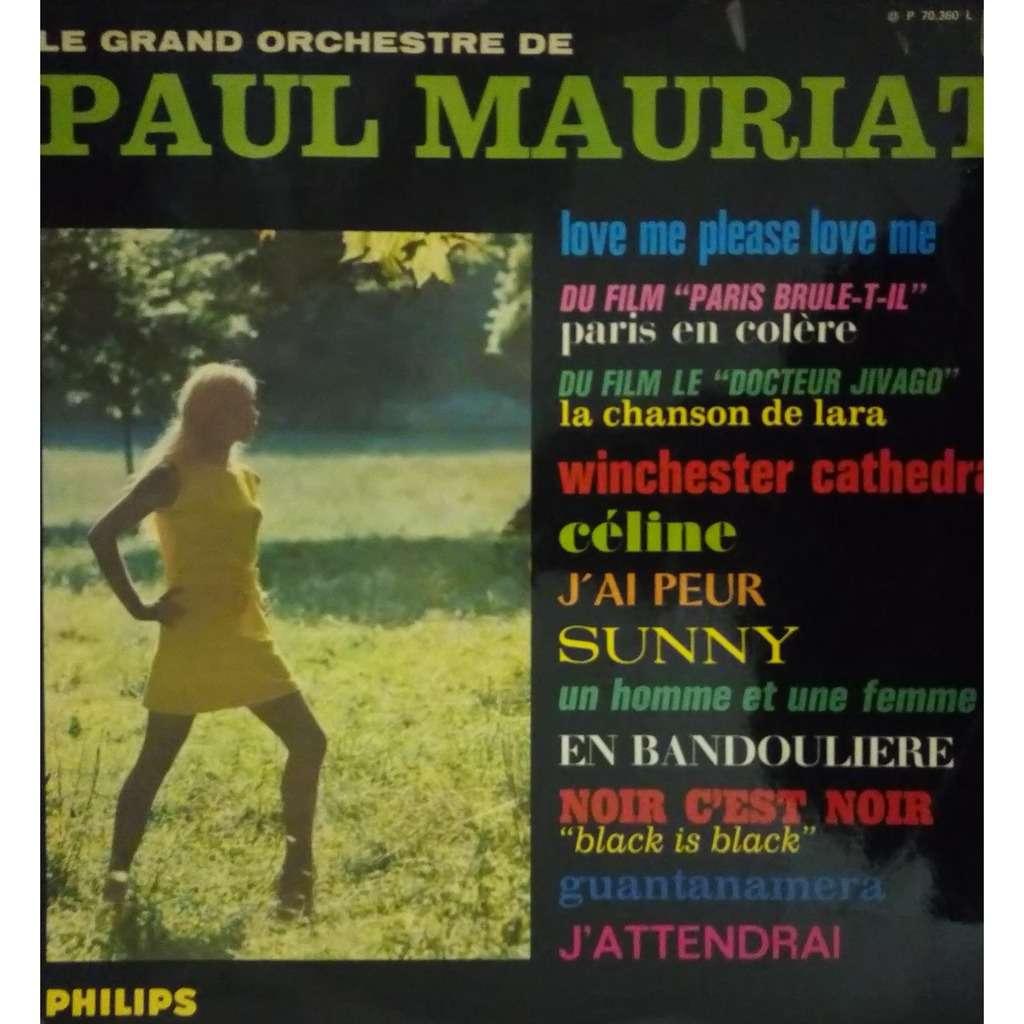Paul Mauriat Le Grand Orchestre De Paul Mauriat (mono)