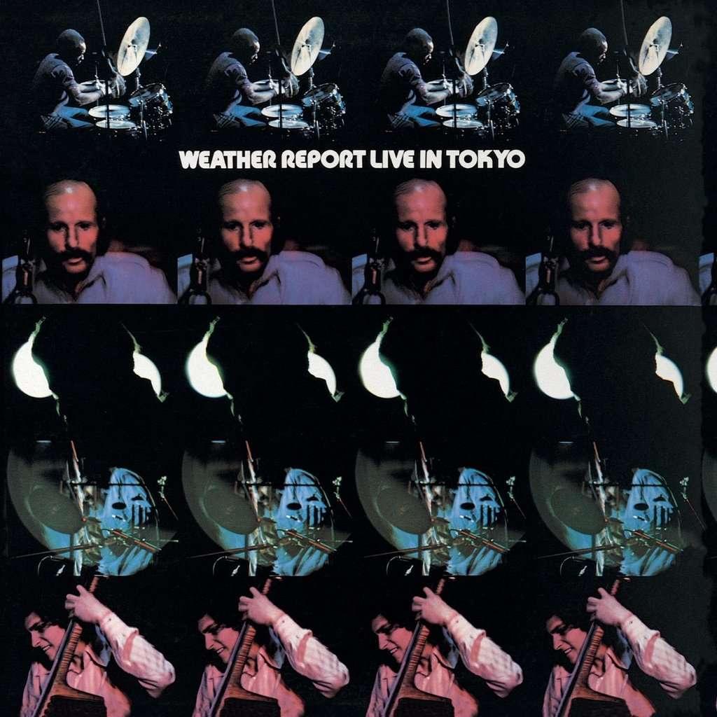 Weather Report Weather Report Live In Tokyo (2xlp) Ltd Edit Coloured Vinyl -USA