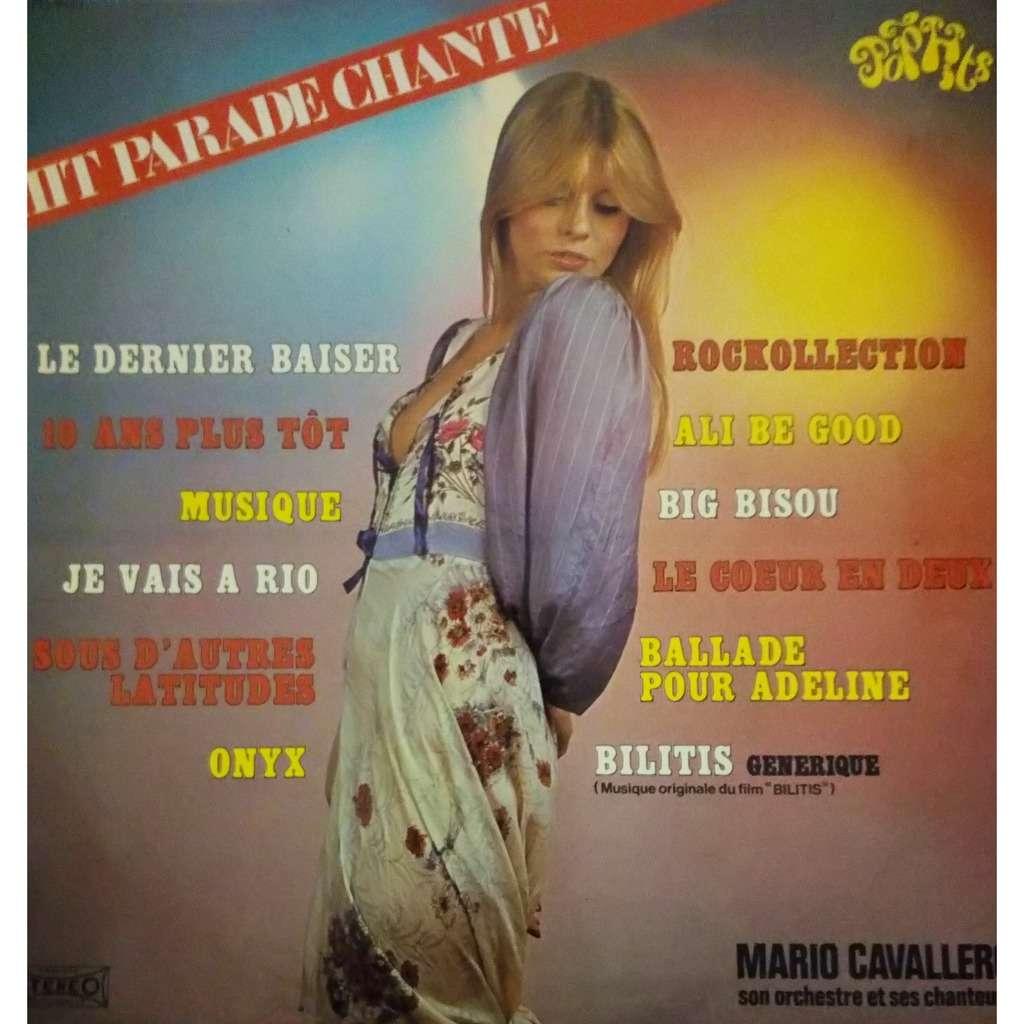 Mario Cavallero, Son Orchestre Et Ses Chanteurs Hit Parade Chante - Pop Hits - Vol. 33