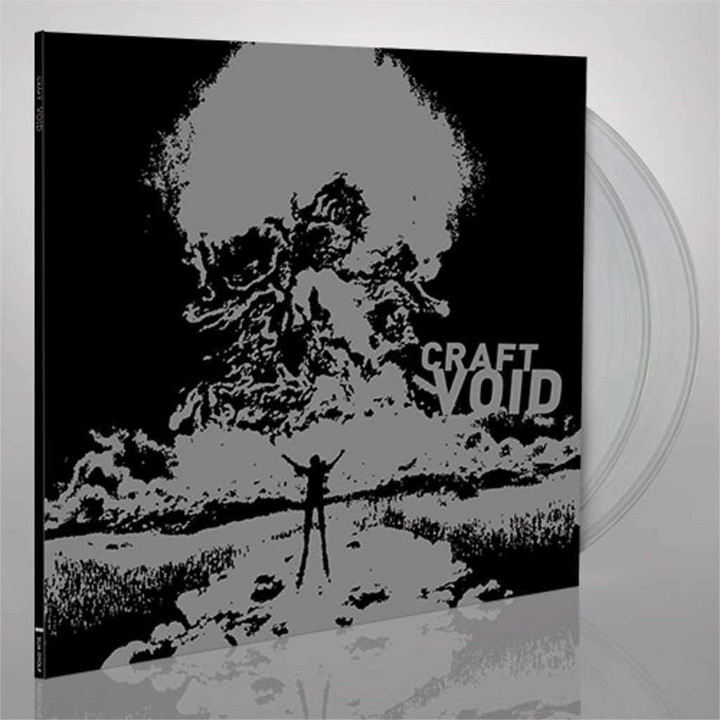 CRAFT Void. Clear Vinyl