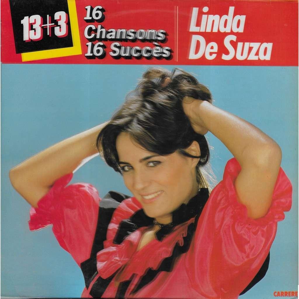 Linda DE SUZA 16 Chansons, 16 Succès (vol 2)