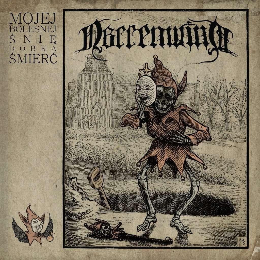 NARRENWIND Mojej Bolesnej Snie Dobra Smierc. Black Vinyl