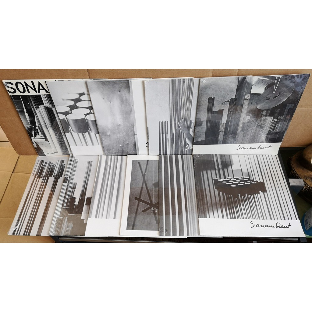 harry bertoia bellissima bellissima bellissima / nova / + 10 LP's