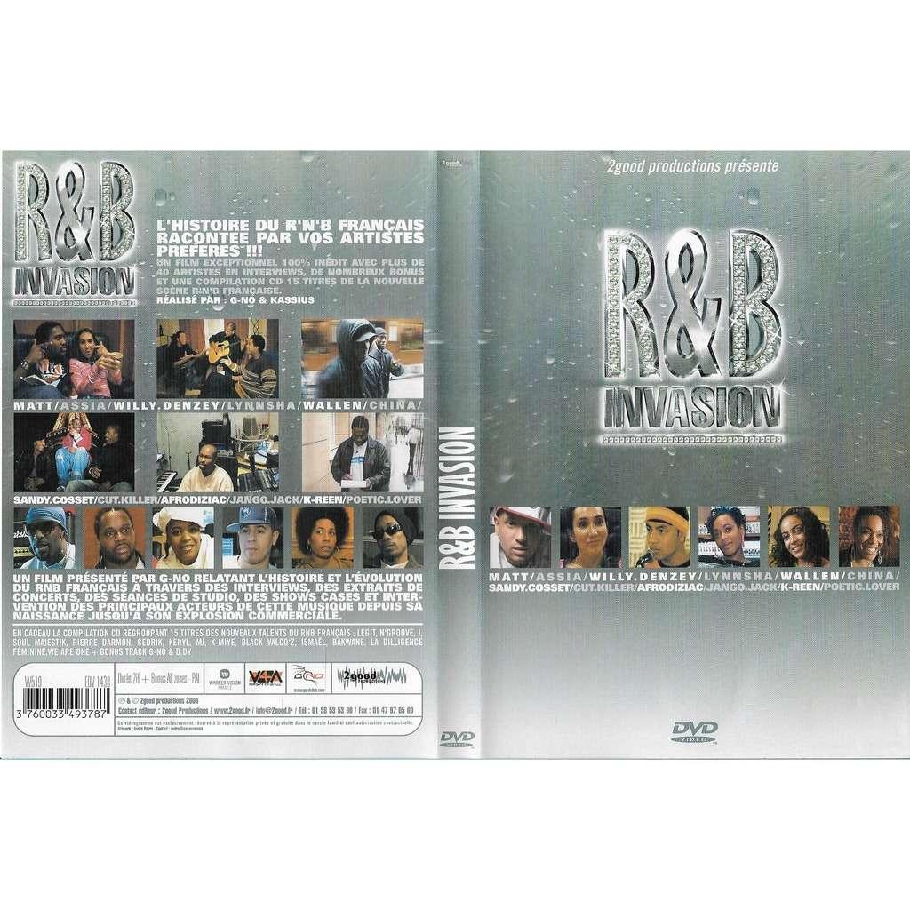 various artists R&B Invasion