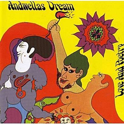 Andwellas Dream Love And Poetry (lp)
