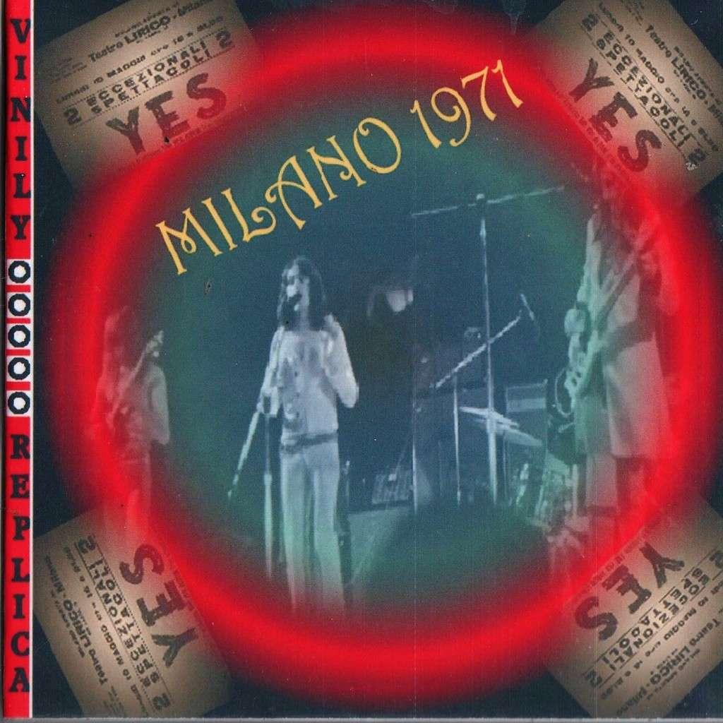 YES Live At 'Teatro Lirico' (Milano IT 10.05.1971)