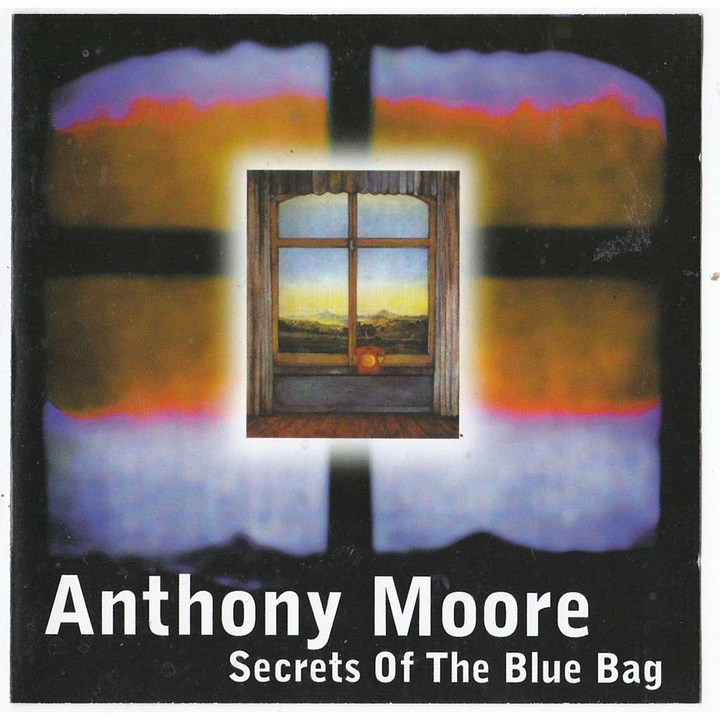 MOORE, ANTHONY SECRETS OF THE BLUE BAG
