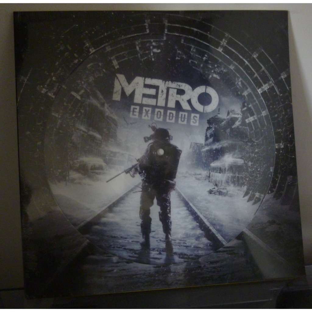 Alexey Omelchuk Music From Metro Exodus