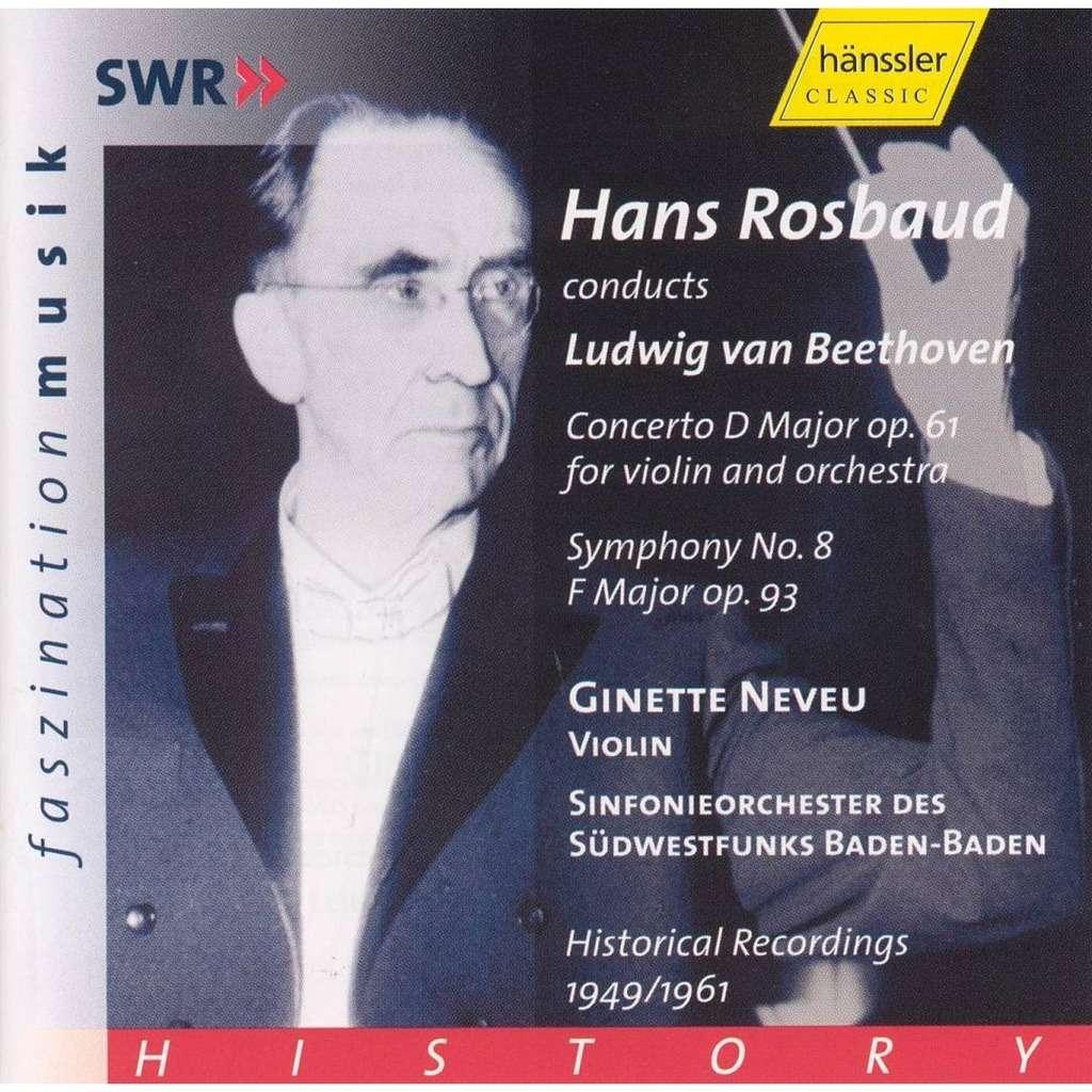 Beethoven, Ludwig van Violin Concerto