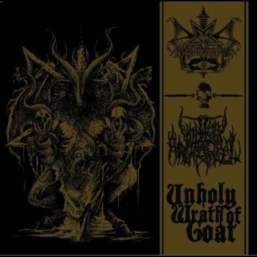 HAMMERGOAT / UNHOLY ARCHANGEL Unholy Wrath of Goat