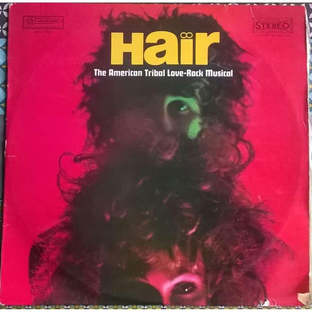 The Graham Walker Sound Hair : The American Tribal Love-rock Musical