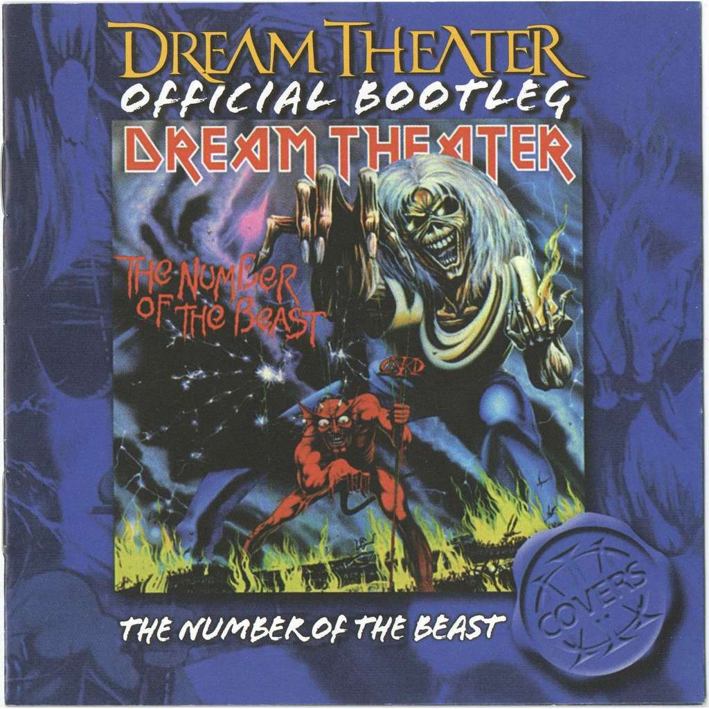dream theater The Number Of The Beast - Official Bootleg