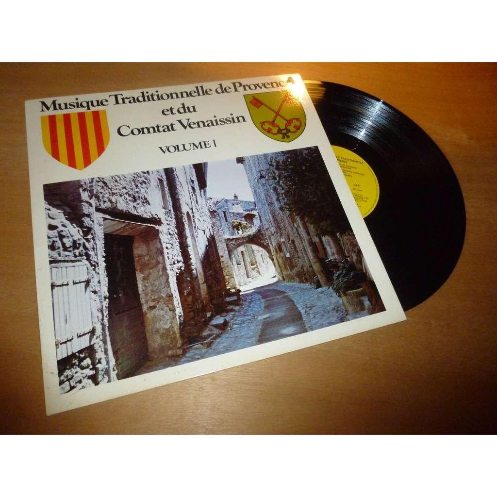 Jean Coutarel / Flour De Rose / Chorale Genet Musique Traditionnelle De Provence Et Du Comtat Venaissin Volume I