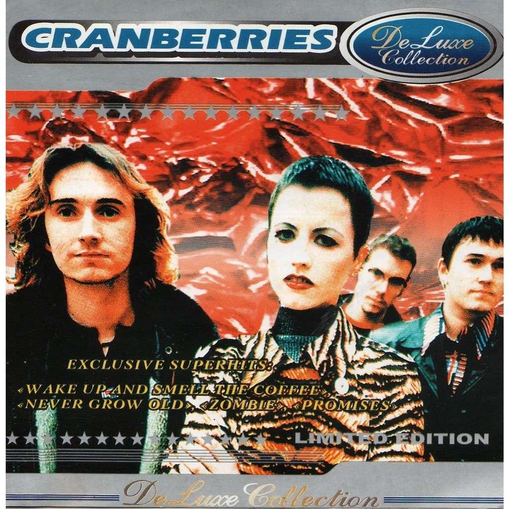 Cranberries De Luxe Collection (Russia only Ltd 21-trk CD pdk unique ps)
