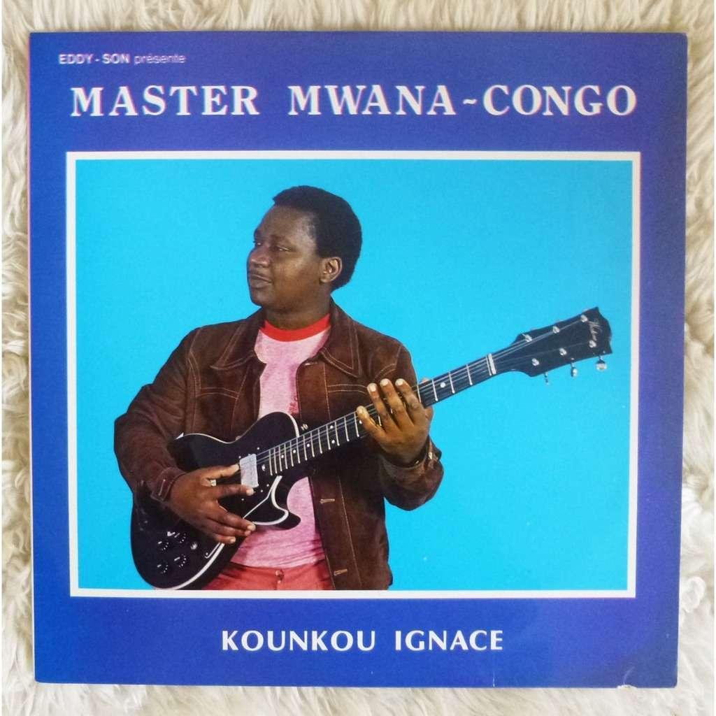 Master Mwana Congo Kounkou Ignace