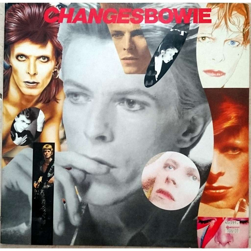 David bowie changesbowie (gatefold)