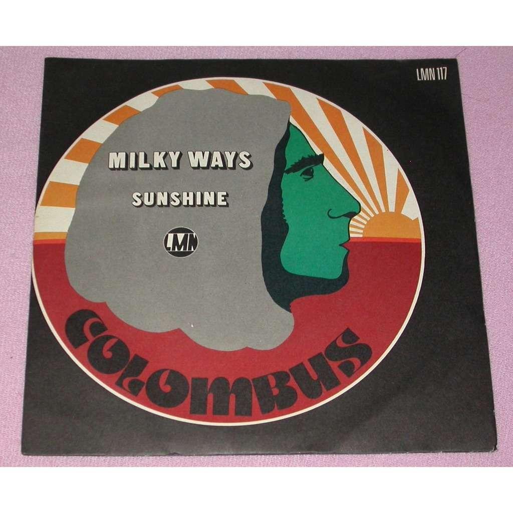 COLOMBUS Milky ways