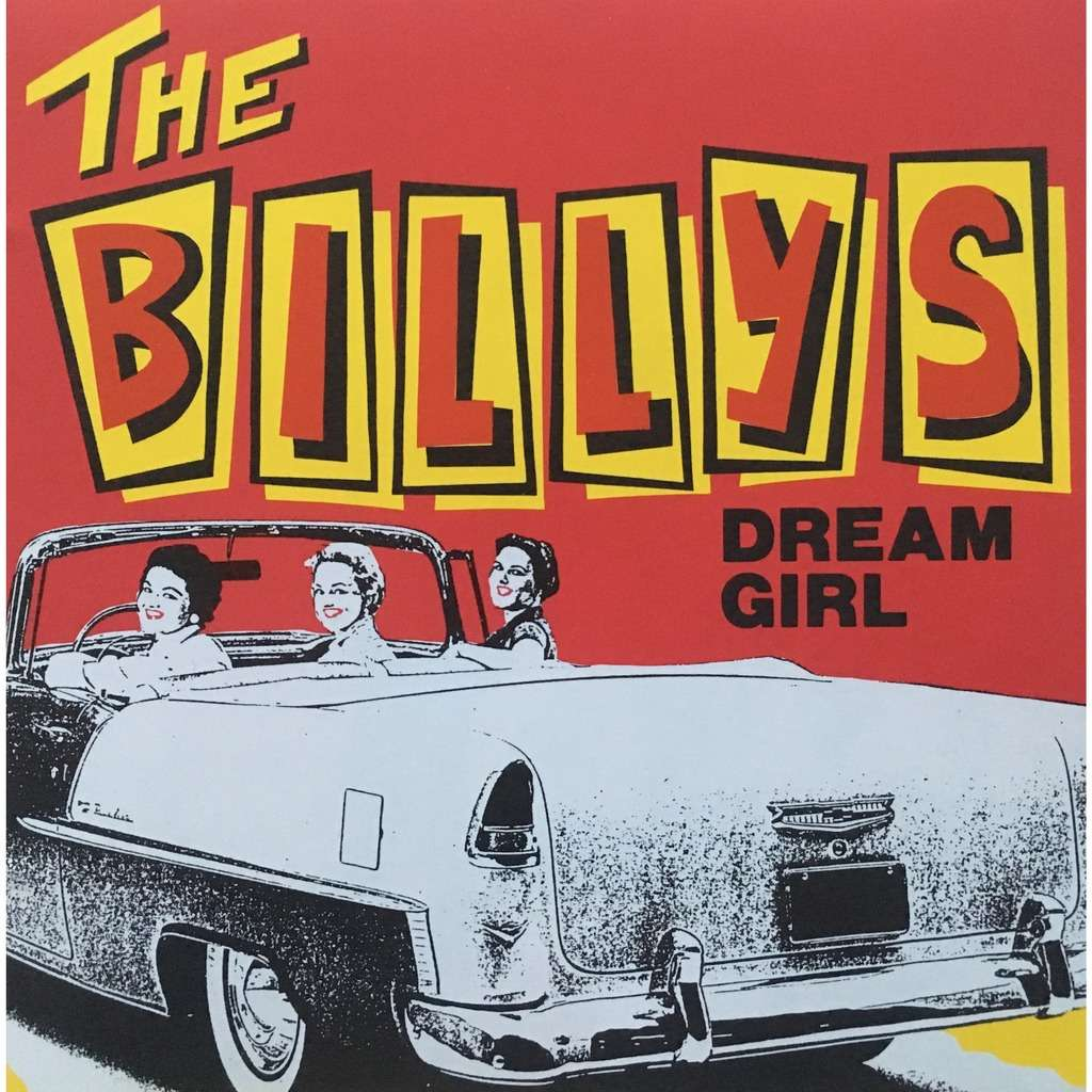 THE BILLYS - DREAM GIRL (CAN. PRESSING 1 CD)