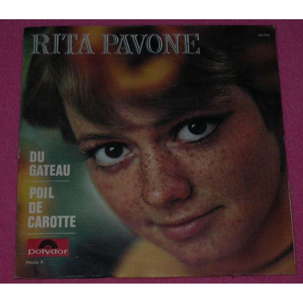 Rita Pavone Du Gàteau