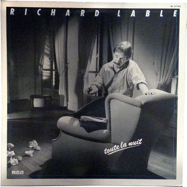 Lable Richard Toute la nuit