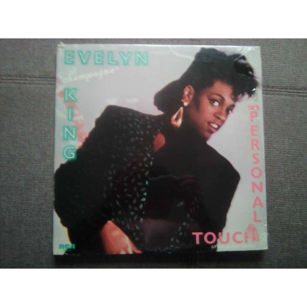 Evelyn Champagne King* - Your Personal Touch (12 evelyn champagne king* - your personal touch (12) 1985