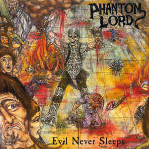 Phantom Lord Evil Never Sleeps