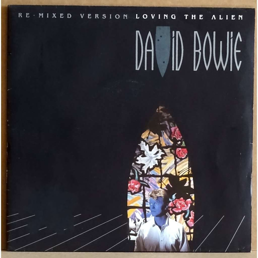 DAVID BOWIE Loving the alien (re mixed version) - Don't look down