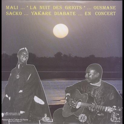 Ousmane Sacko, Yakare Diabate Mali - La Nuit Des Griots
