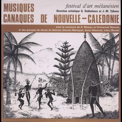 nouvelle-caledonie Canaques de Nouvelle-Caledonie