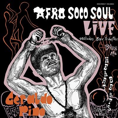 Geraldo Pino & The Heartbeats Afro Soco Soul Live