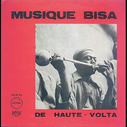 Haute-Volta Musique Bisa