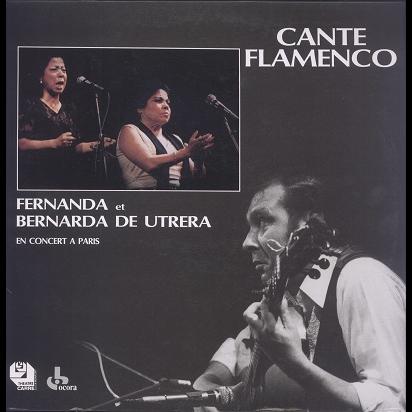 Fernanda et Bernarda De Utrera Cante Flamenco