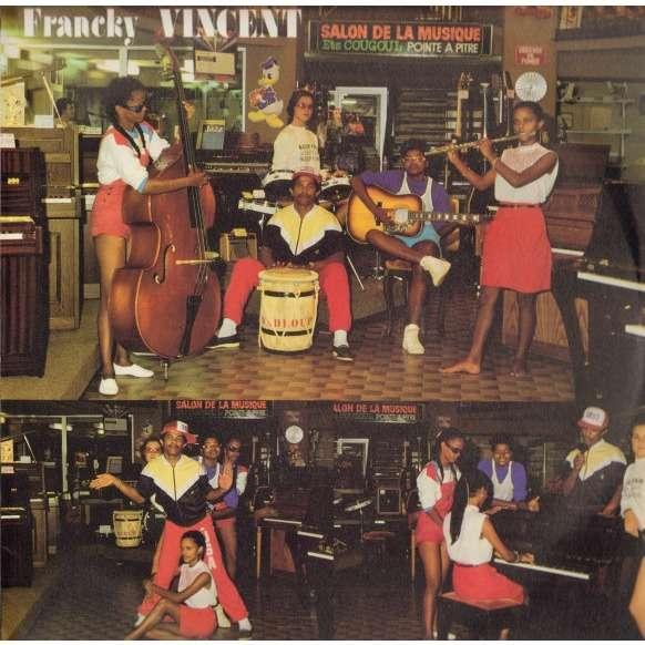 Francky Vincent Francky Vincent (1984)